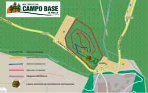 Parque de pino a pino Multiaventura Campo Base 3