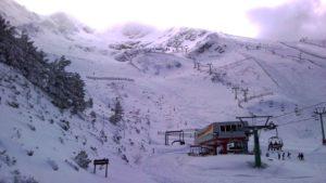 Que hacer en Madrid - Esquí en La Pinilla.