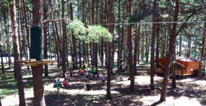 Actividades extraescolares en La Pinilla