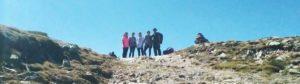 Actividades extraescolares. Rutas en montaña