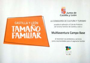 Planes con niños en Multiaventura Campo Base